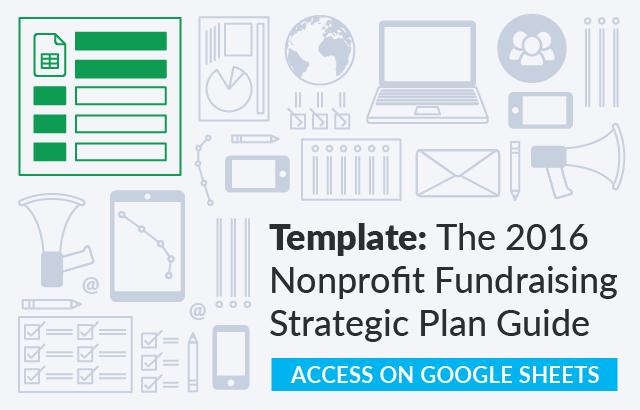 The Nonprofit Fundraising Strategic Plan Guide - sample non profit budget