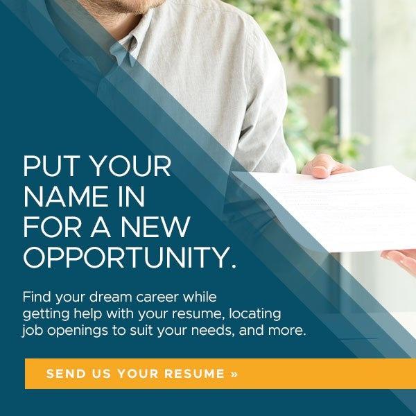Work With Us Send Perceptive Recruiting Your Résumé