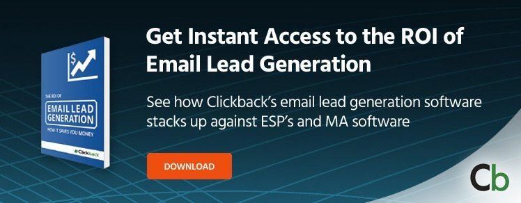The Dos and Don\u0027ts of Email Lead Generation Campaigns