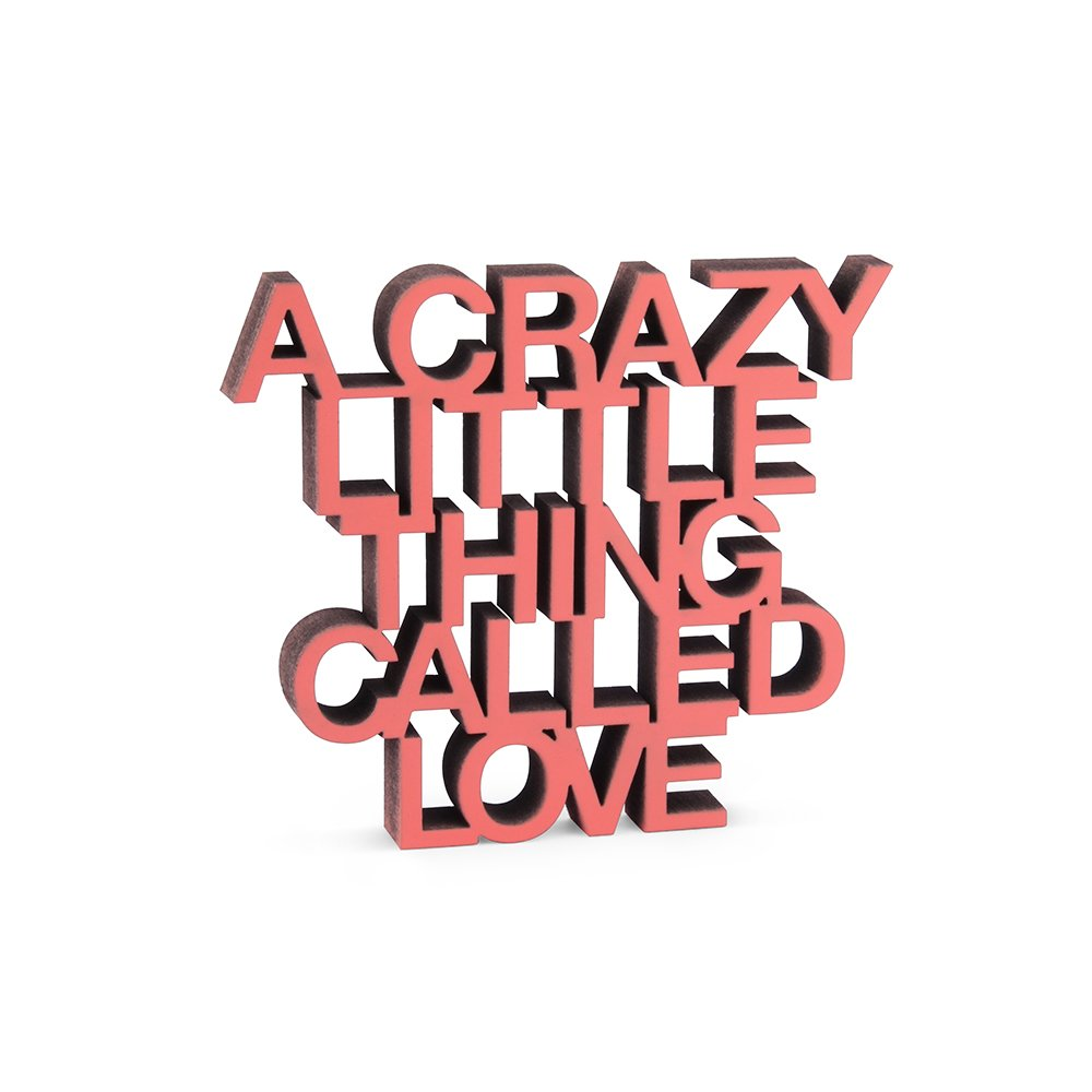 In Meiner Küche Wird Getanzt Poster A Crazy Little Thing Called Love 14 50 Nogallery 3d Wood