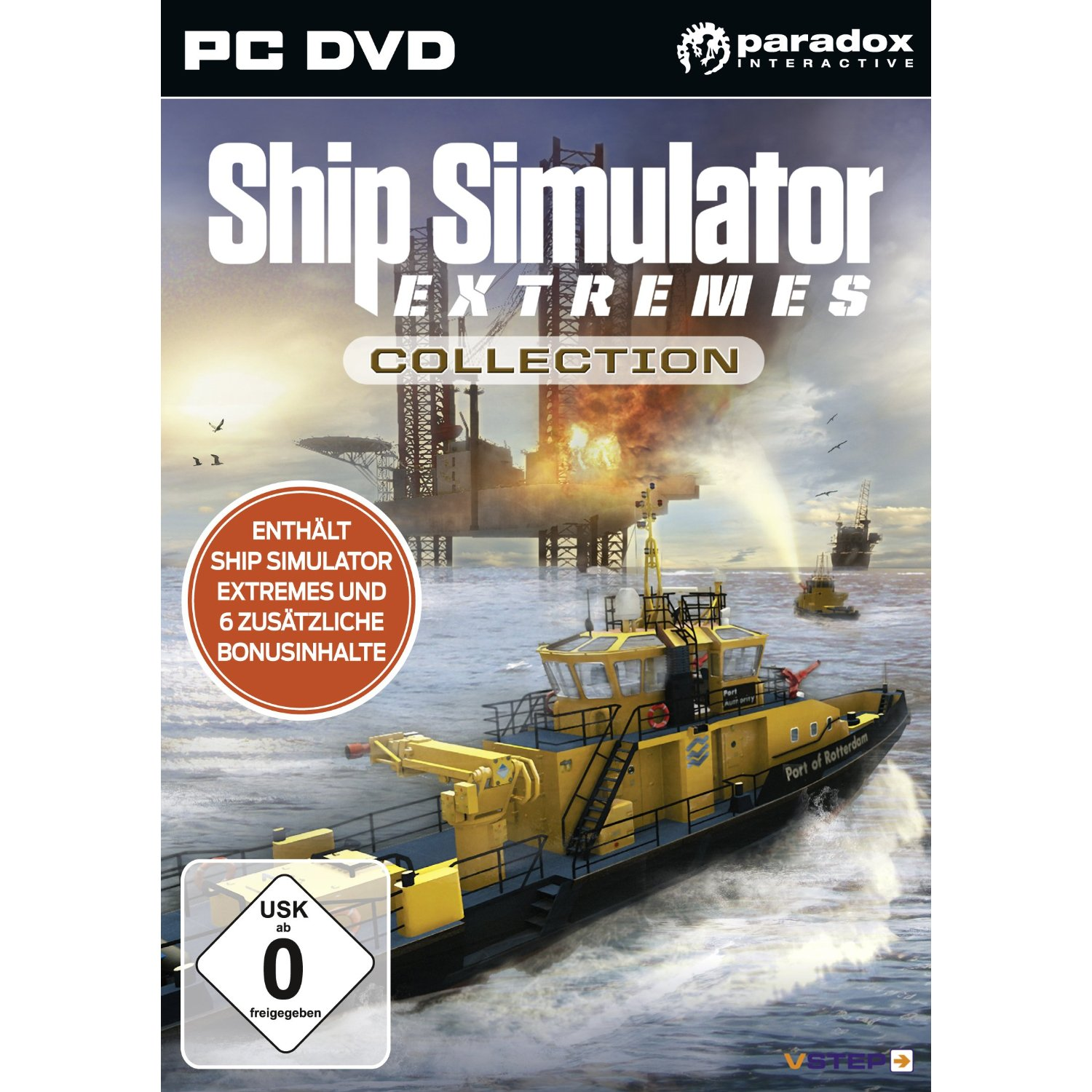 Dvd Sammlung Kaufen Ship Simulator Extremes Collection Pc 2012 Dvd Box