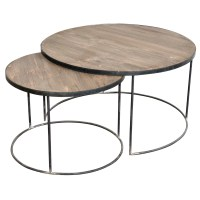 Round Coffee Table - Buethe.org