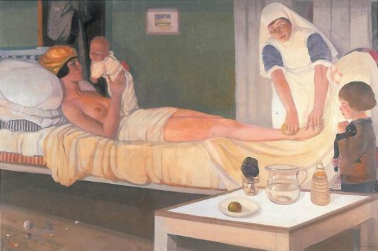 Cecile Walton: Romance (1920)