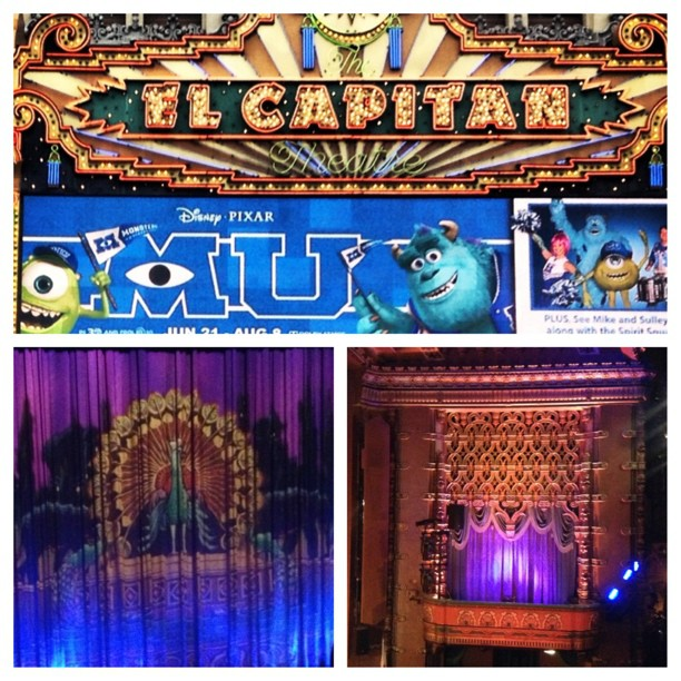 el capitan collage