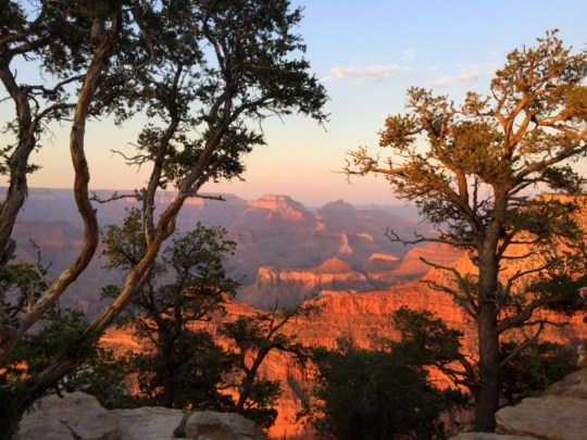 Grand Canyon in the Summer: How to beat the heat and get the most out of your visit.