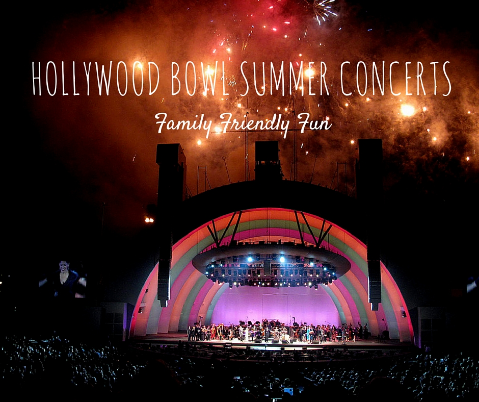 Hollywood Bowl Summer Concerts (1)