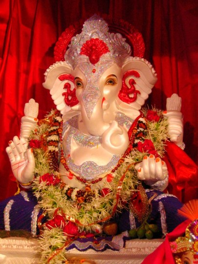Ganpati in Photos