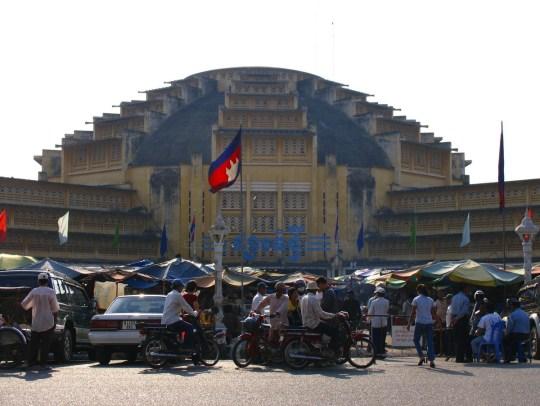 Cambodia in Photos: Grand Market
