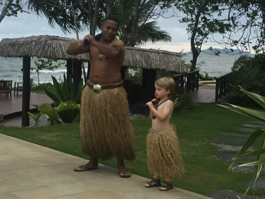 5 reasons why you should visit Fiji: The Service