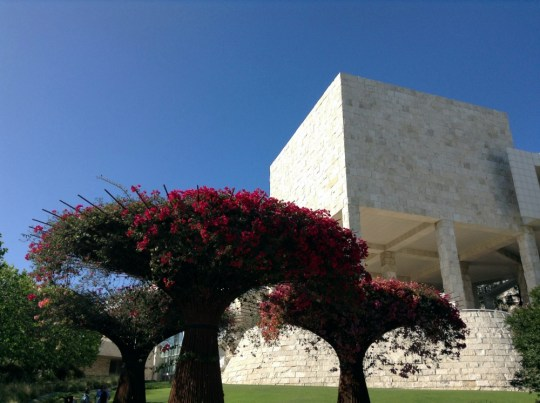 How to entertain out of town guests in Los Angeles: The Getty