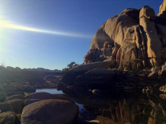Barker Dam - Favorite Family Friendly Hikes at Joshua Tree
