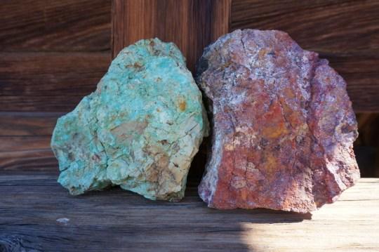 Silver Bell Mine Rocks - Family Friendly Hikes at Joshua Tree