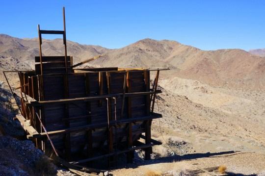 Silver Bell Mine - Family Friendly hikes at Joshua Tree