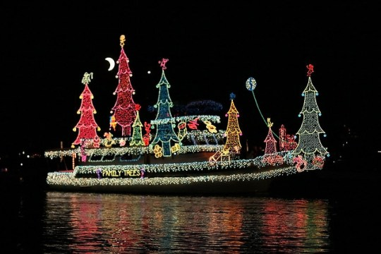 Boat Parade - Los Angeles Holiday Activities & Events