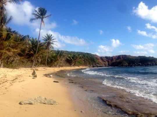 Little Corn Beach - Where to go in Nicaragua