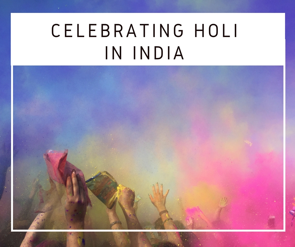Tips On Celebrating Holi In India (1)