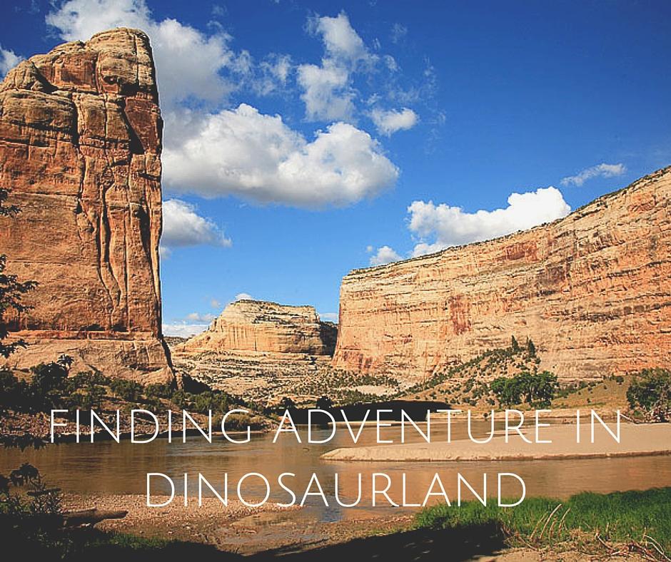 Finding Adventure in Dinnosaurland