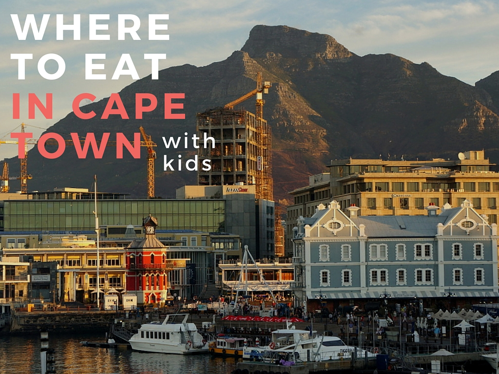 Where to eatIn Cape Town