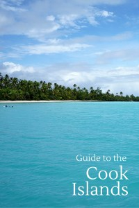 Check out our guide to the Cook islands - from the depths of the turquoise waters to the top of the lush tropical mountains, we share it all!