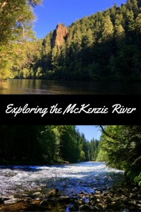 The McKenzie River in Central Oregon is the perfect destination for a weekend escape or summer family holiday.