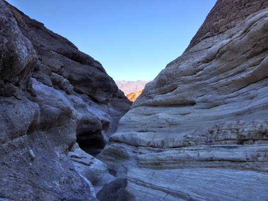 Mosaic Canyon - Death Valley