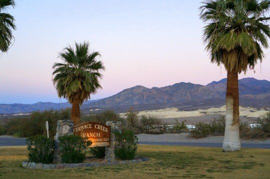 Furnace Creek Ranch - Death Valley