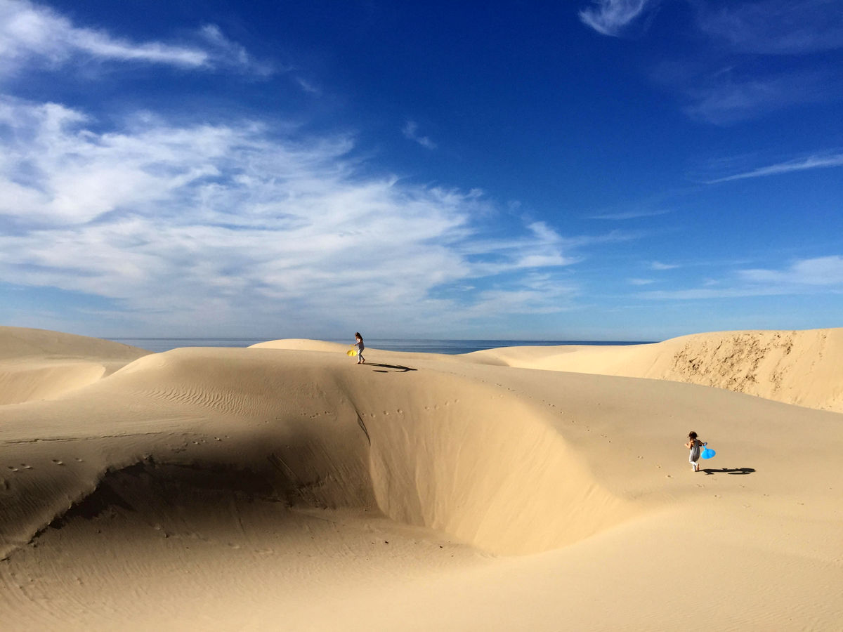 Oceano Sand Dunes Pismo Beach