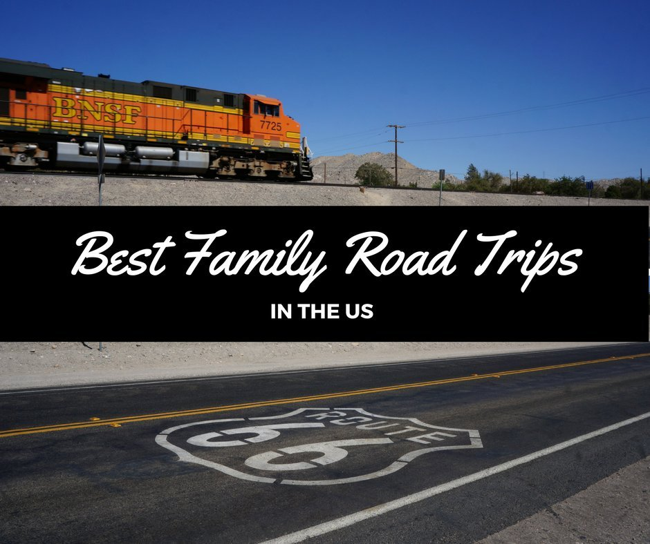Best Family Road Trips in the US