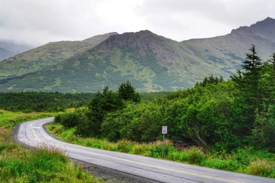 Alaska Road Trip with Thrifty Car Rental -