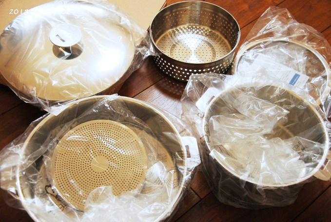 CRISTELの鍋とパナソニック製IHクッキングヒーター(オールメタル付)&グリル