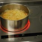 Cristelの鍋 de 唐揚げ & 蒸し豚キャベツ