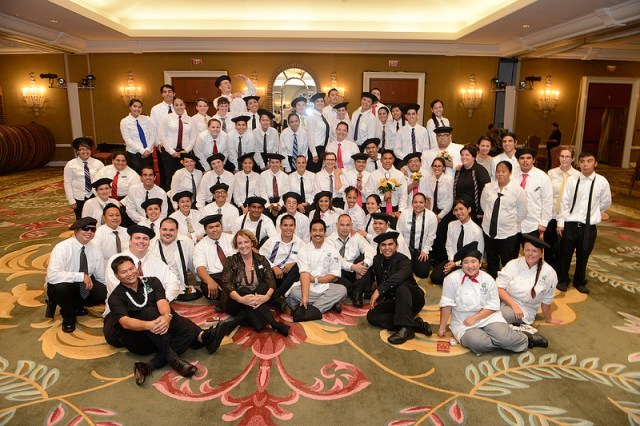 Maui Culinary Academy Students Proud of Their Accomplishment