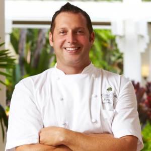 Chef Ryan Urig, Grand Wailea