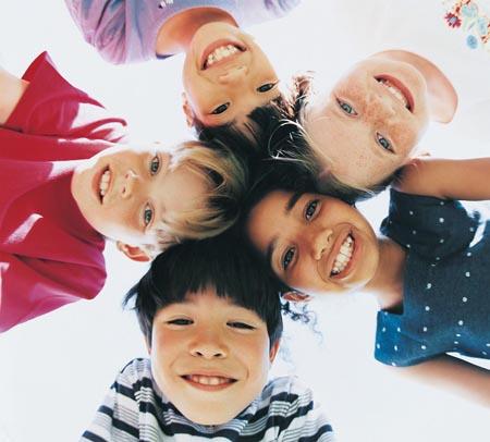 unique children CHILDREN above all names