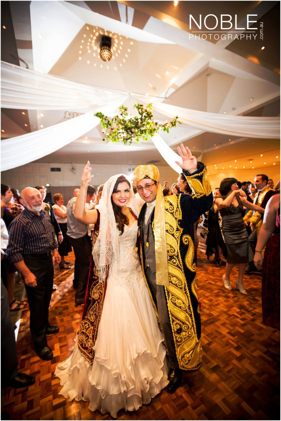 Traditional Jewish Wedding Costume