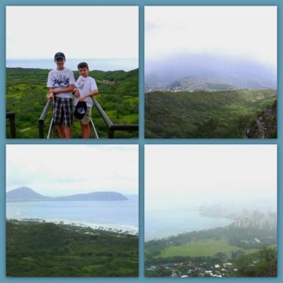 Hawaii Travel: Visiting and Hiking Diamond Head National Park ~ Oahu, Hawaii | Noble Pig