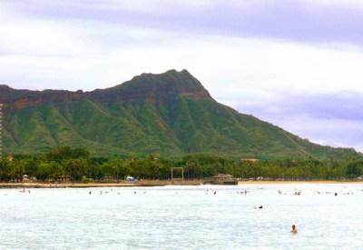Hawaii Travel: Visiting and Hiking Diamond Head National Park ~ Oahu, Hawaii