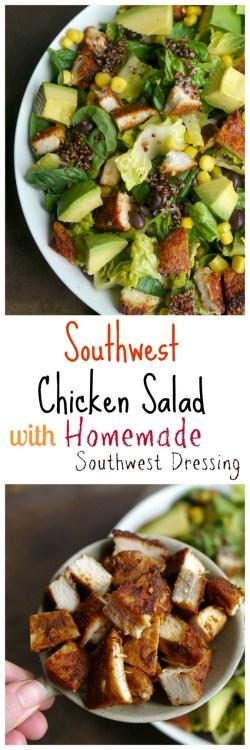 Calmly Homemade Southwest Dressing Mcdonald S Southwest Salad Grilled Calories Mcdonald S Southwest Salad Review Homemade Southwest Dressing So Delicious Southwest Ken Salad Southwest Ken Salad