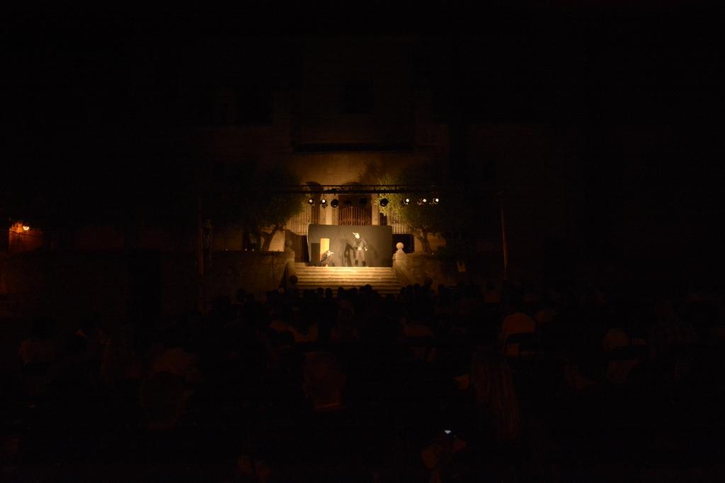 Fuera de Foco Teatro. FOTO: CÉSAR OTERO