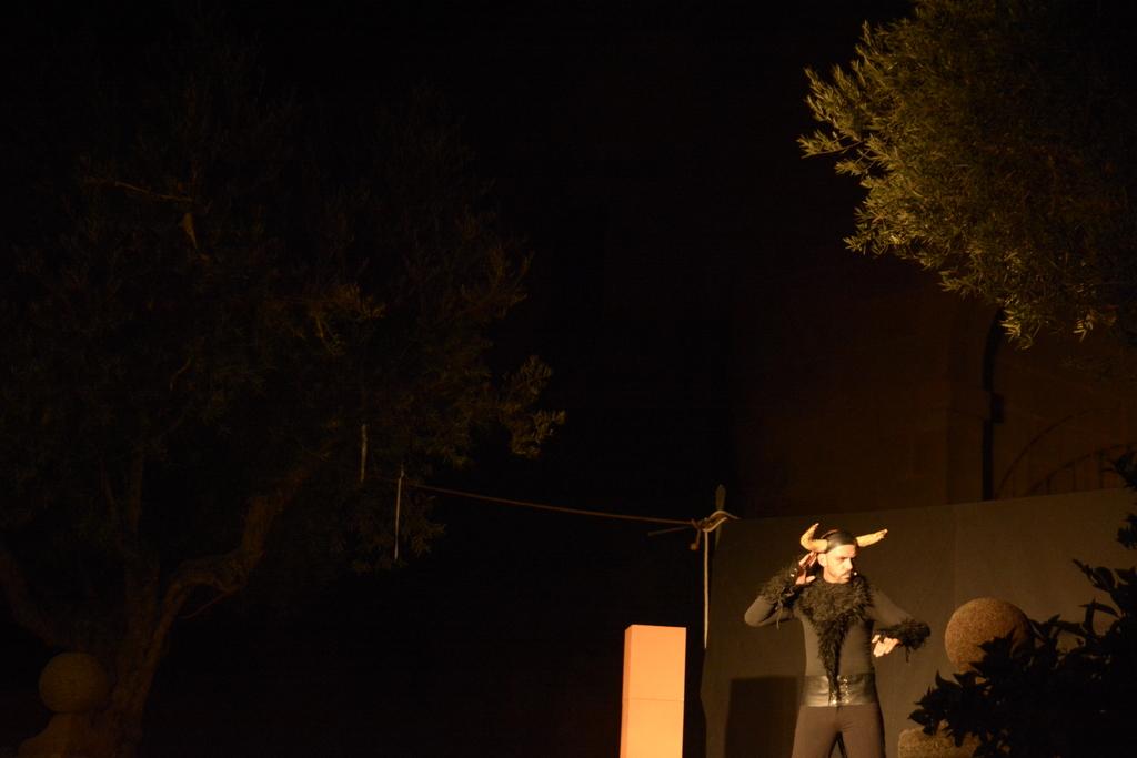 El Duende Teatro. FOTO: CÉSAR OTERO