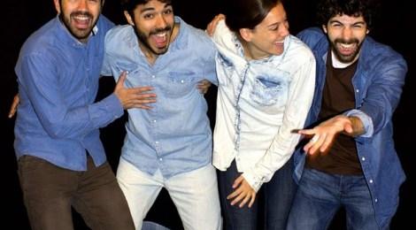 Noctívagos'16 Finalistas - SieTeatro: La Necesidad del Náufrago