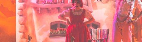 Ganador Minívagos: Ferro Teatro - Rapunzel, Ópera Rock - FOTO: www.fotografiaismael.es