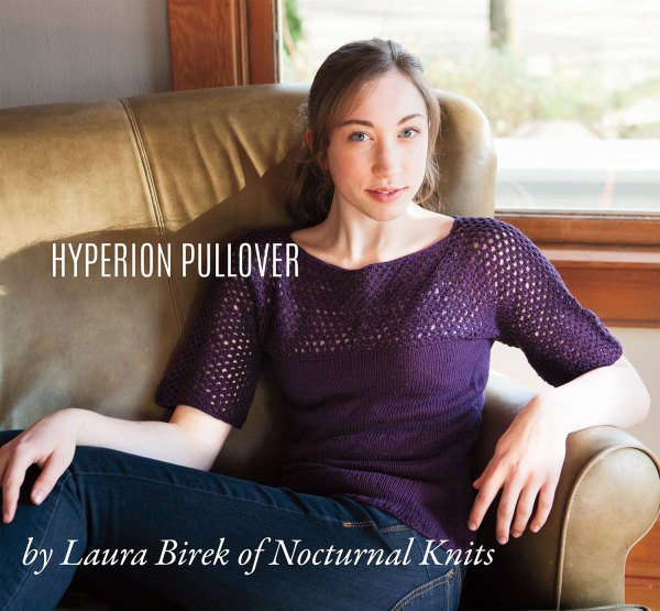 Hyperion Pullover