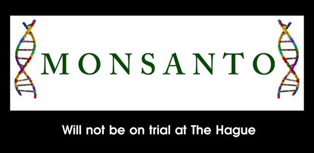 The Hague will not be trying Monsanto for ecocide