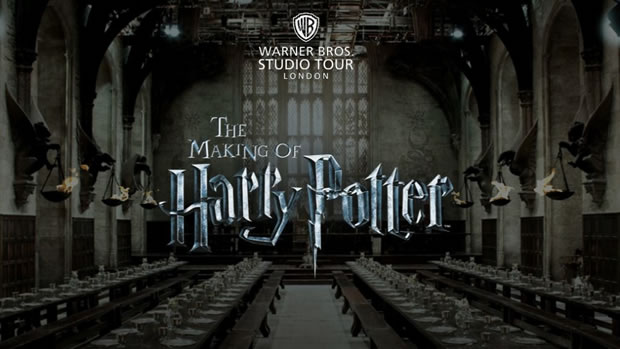 Nueva atracción: The Making of Harry Potter