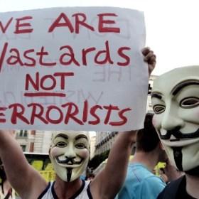 not terrorist