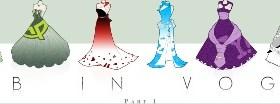 redes y vestidos