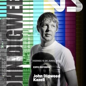 John Digweed expo reforma