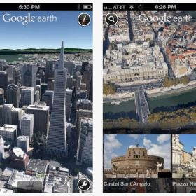 google maps 3d ios