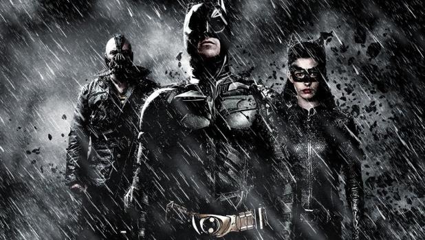 Notas de producción: Batman: El Caballero de la Noche Asciende